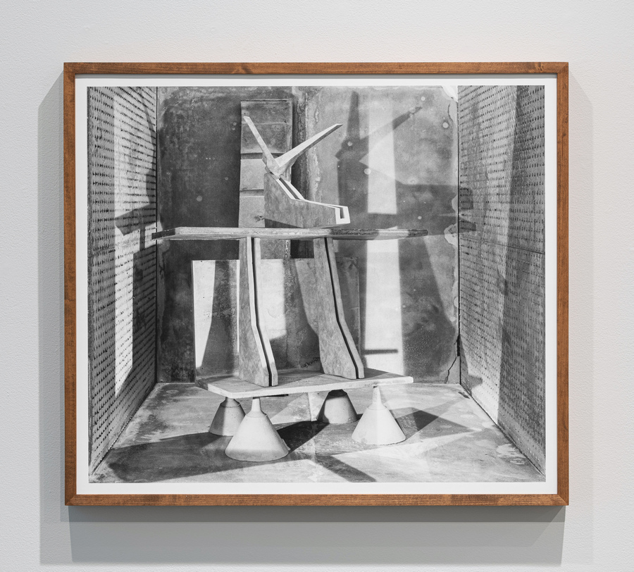 Rodrigo Valenzuela, Stature No. 10, 2019, archival pigment print mounted on Sintra, 28 x 32 inches (unframed), edition of 1 plus 1 AP Courtesy: Upfor