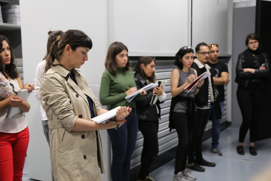 Cortesía: Master in Curatorial Studies del Museo Universidad de Navarra