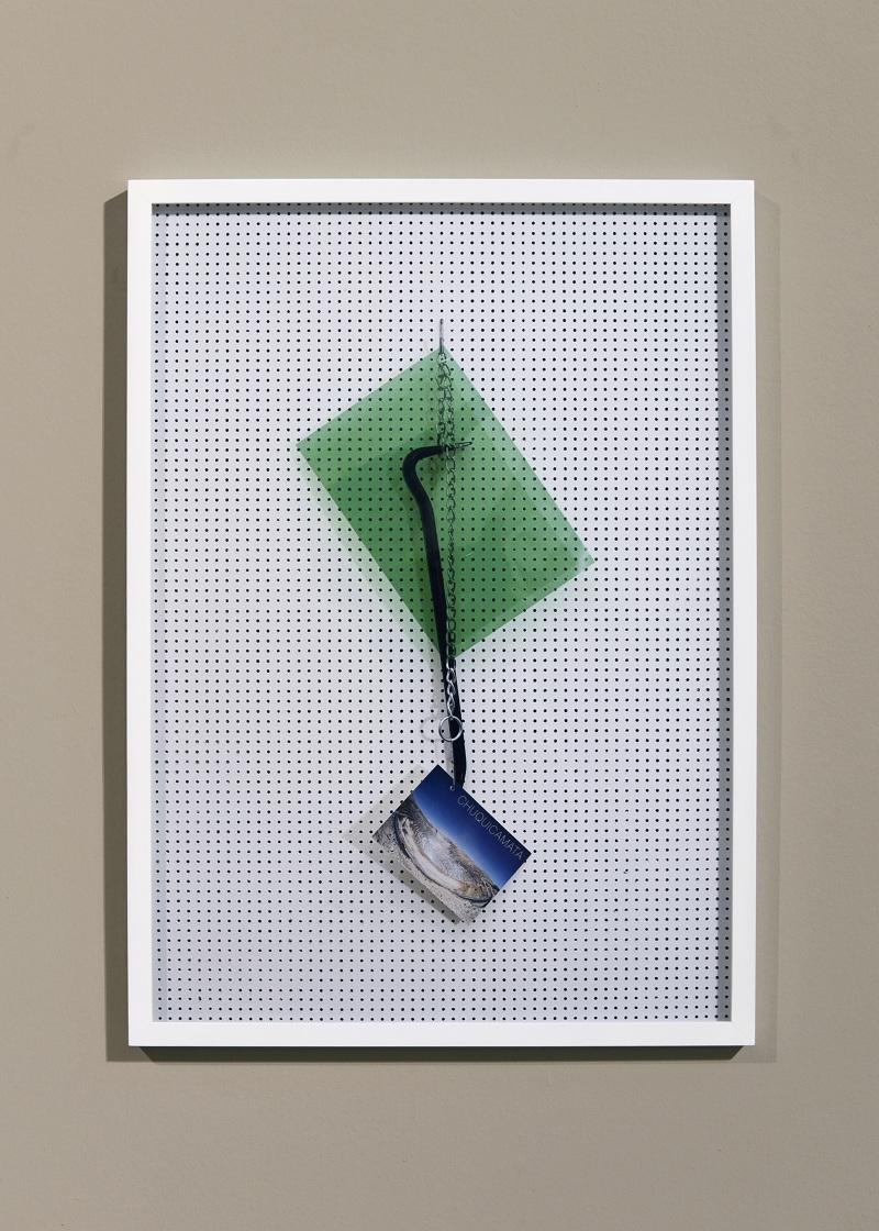 Patrick Hamilton, Equilibrio # 4 (Chuquicamata), 2013, c-print digital, 105 x 75 cm. Cortesía del artista