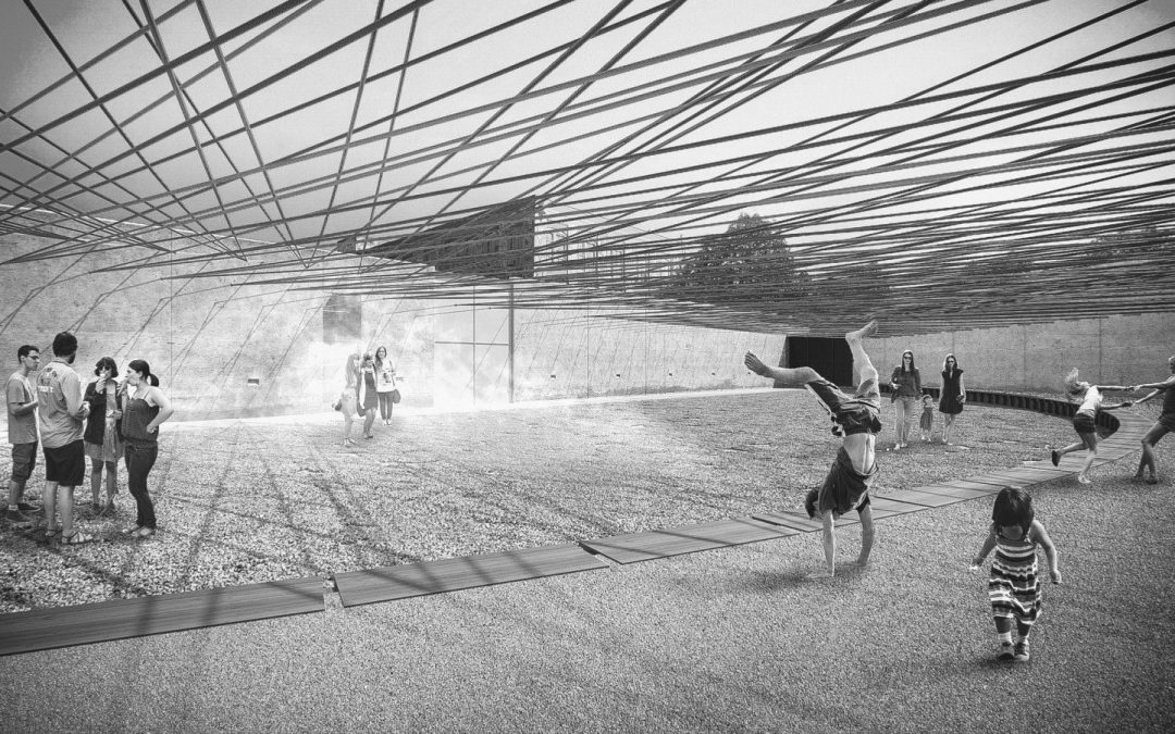 ESTUDIO MEXICANO ESCOBEDO SOLÍZ GANA YOUNG ARCHITECTS PROGRAM