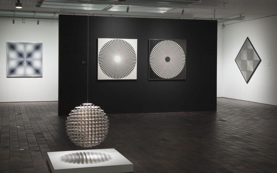 DOS MUSEOS, DOS VISIONES. CELEBRANDO EL LEGADO DEL OP ART Y EL CINESTISMO