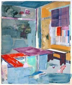"""Grace Weinrib, de la serie La Pieza, the Piece, the Room, 2016. Parte de la muestra """"Ya nada será como antes"""", Beca AMA 2015. Cortesía de Fundación AMA"""