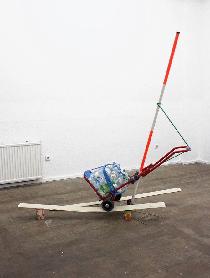 Ana Alenso, Prácticas especulativas, 2015. Cortesía de la artista