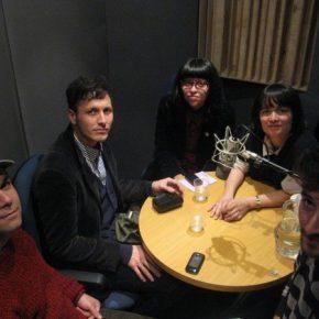 ARTISHOCK RADIO PRESENTA A CAMILA RAMÍREZ, ANDRÉS VIAL Y RAIMUNDO EDWARDS