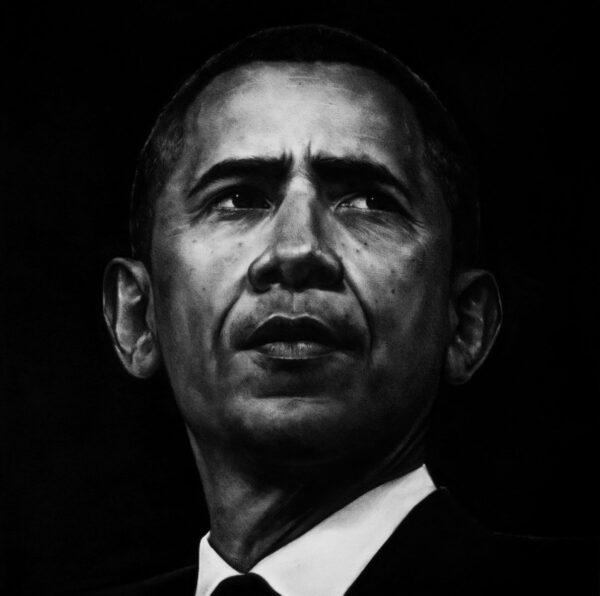 Kepa-Garraza-Barack-Obama-2015-70x70cm-carbon-sobre-papel-cort-del-artista