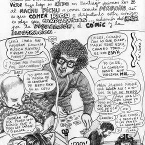 MALIKI EN ARTISHOCK GABINETE DE DIBUJO