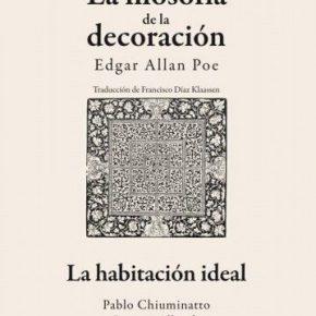 LA FILOSOFÍA DE LA DECORACIÓN. LA HABITACIÓN IDEAL