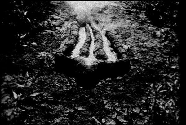 Ana-Mendieta-Untitled-Gunpowder-Silueta-Series