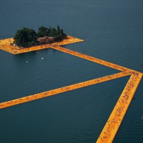 CHRISTO Y JEANNE-CLAUDE: THE FLOATING PIERS