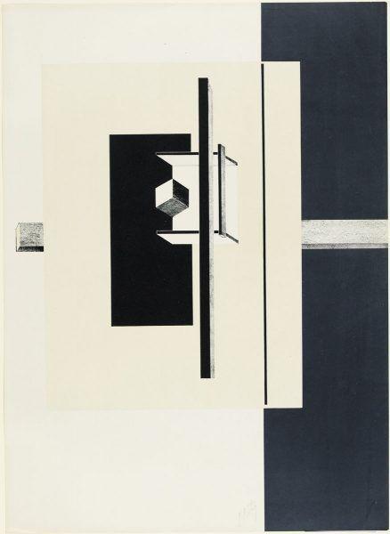 El-Lissitzky-1o-Kestnermappe-Proun-Proun.-1st-Kestner-Portfolio-Published-1923