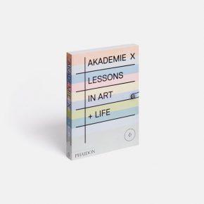 AKADEMIE X: LECCIONES DE ARTE Y VIDA DE ARTISTAS FAMOSOS