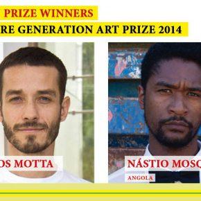 CARLOS MOTTA Y NÁSTIO MOSQUITO GANAN EL FUTURE GENERATION ART PRIZE