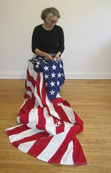 Helene Vosters, Unbecoming Nationalisms. Cortesía de la artista