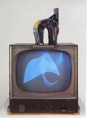 Magnet-TV-Nam-June-Paik-1965
