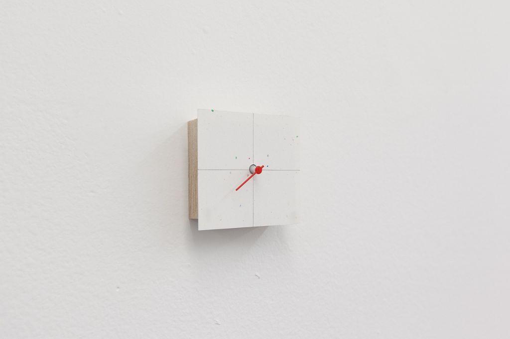 Daniel Salamanca: 90 gramos de vida útil. Foto cortesía Sketch Gallery, 2016.