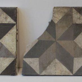 Antonia Bañados. De la geometria y el desgaste. Foto cortesía de la artista.