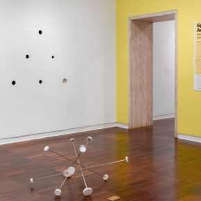 SPATIAL ACTS: AMERICAS SOCIETY COMMISSIONS ART
