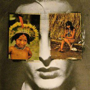 Anna Bella Geiger. Historia de Brasil. Niñas y niños, 1975. Cortesía CAAC,España, 2016.