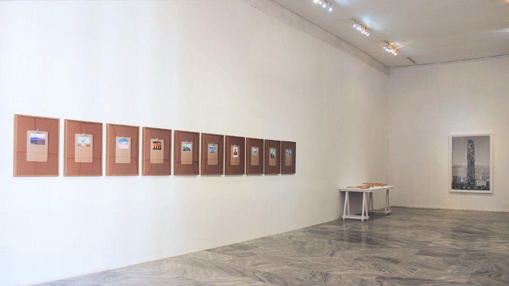 Patrick Hamilton. Progreso, vista de la exposición. Centro Wifredo Lam, La Habana (Cuba), 2016. Foto cortesía del artista.