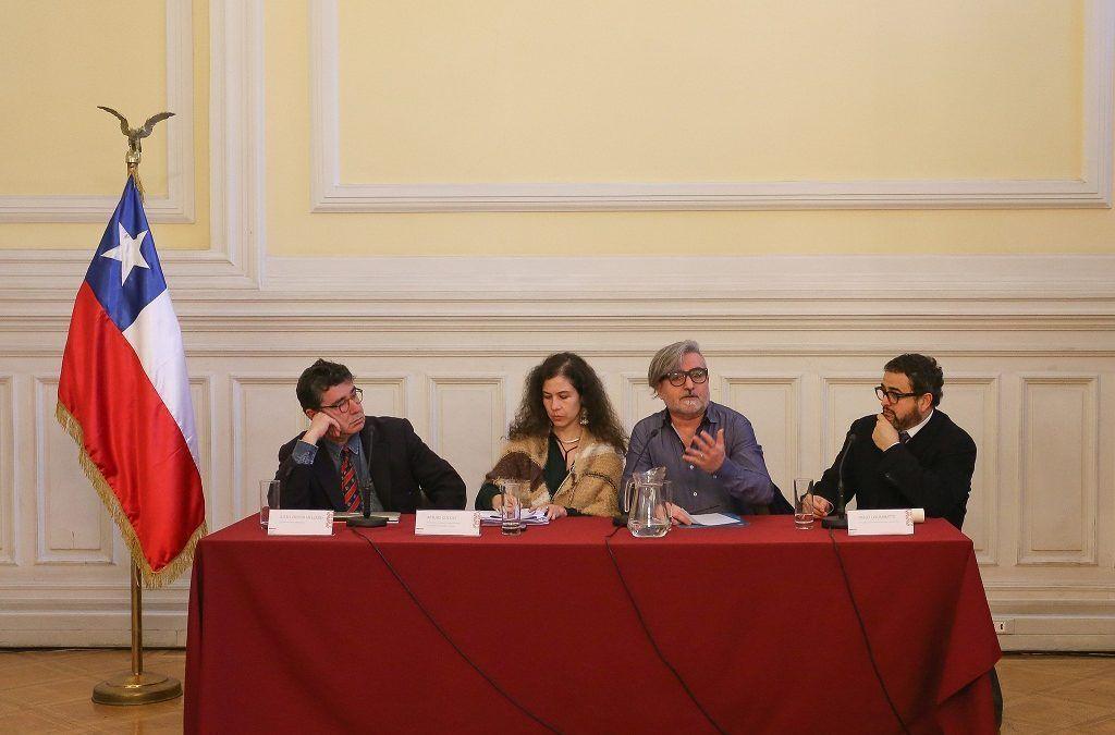 LINEAMIENTOS PARA UN SECTOR SIN TÍTULO: SOBRE POLÍTICA PÚBLICA EN ARTES VISUALES