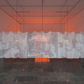 Christian Boltanski. Départ-Arrivée. Vista de la muestra. Institut Valencià d'Art Modern (IVAM), España, 2016. Foto cortesía del artista.