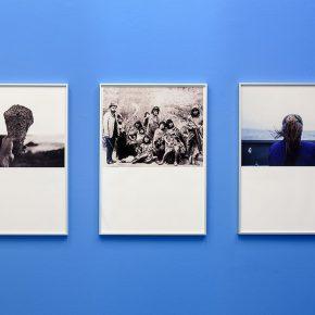 Enríque Ramírez. La Gravedad. Vista de la muestra. Galería Michel Rein. París, Francia. 2016. Foto cortesía del artista.