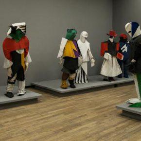 Exhibición Kazimir Malevich en PROA. Cortesía Fundación PROA