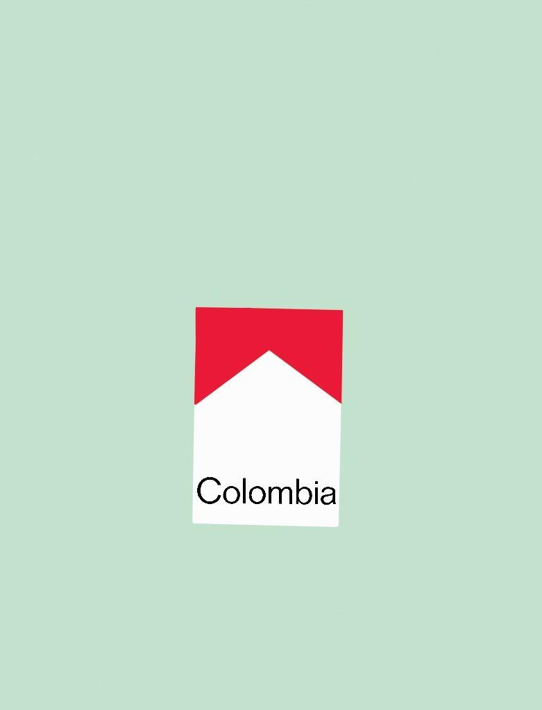 Antonio Caro, Marlboro Verde. Cortesía: Galería Casas Riegner, Bogotá