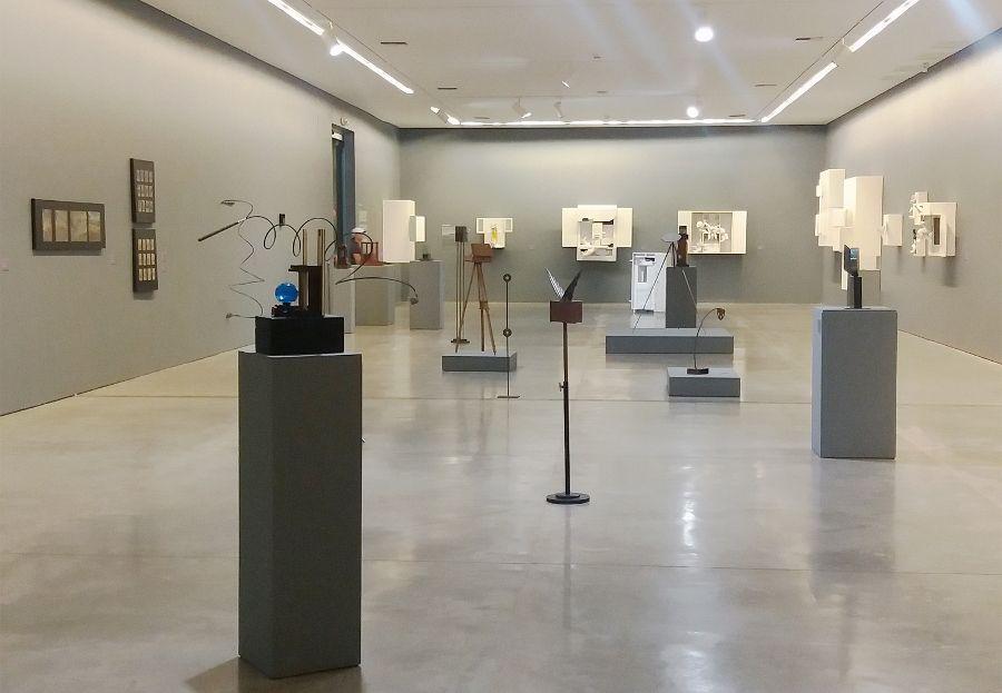 Vista de la exposición Bernardo Salcedo: Cómo hacer las cosas con palabras, MAMM. Foto: Úrsula Ochoa