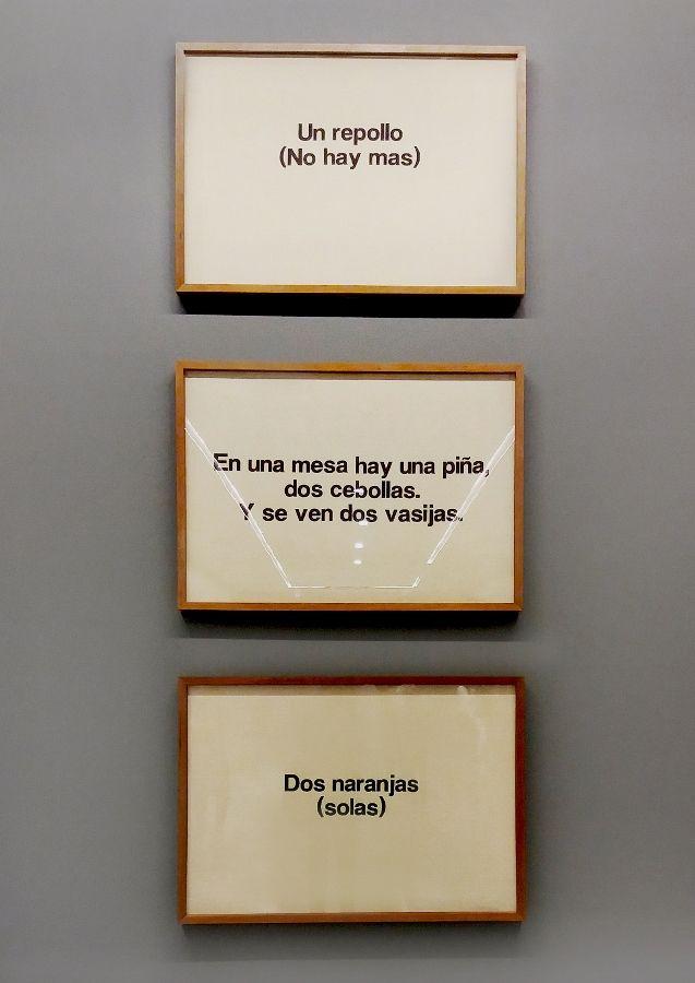 Bodegones, 1982. Colección Alberto Sierra. Foto: Úrsula Ochoa