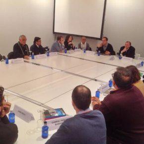 Los participantes del III Encuentro de Museos de Europa e Iberoamérica. Cortesía: @ARCOmeetings