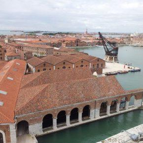 Overview Arsenale_Photo by Andrea Avezzù - Courtesy La Biennale di Venezia