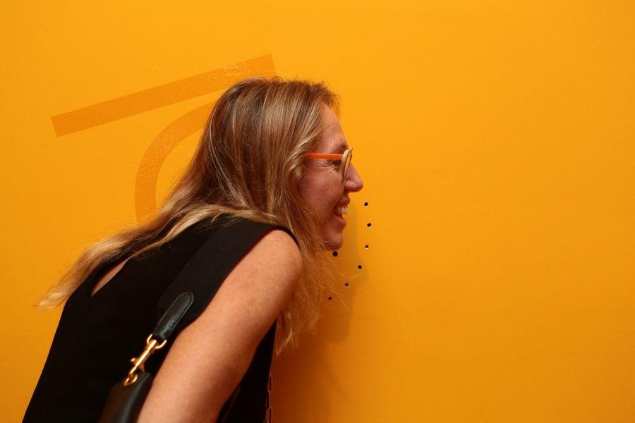 """Vista de la exposición """"Xul Solar: Panactivista"""", en el Museo Nacional de Bellas Artes de Buenos Aires, 2017. Foto cortesía del MNBA"""