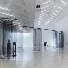 Vista de la exposición Ayrton en Museo Tamayo, Ciudad de México. Foto: cortesía del museo.