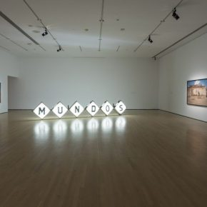 """""""MUNDOS"""". PRIMERA INDIVIDUAL DE TERESA MARGOLLES EN UN MUSEO DE NORTEAMÉRICA"""