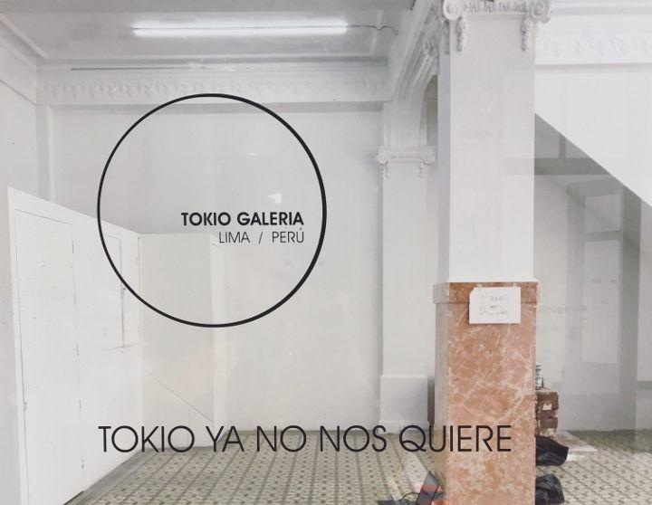 TOKIO GALERÍA. UN NUEVO ESPACIO EN EL CALLAO