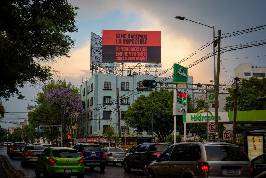 MINERVA CUEVAS: PARO GENERAL