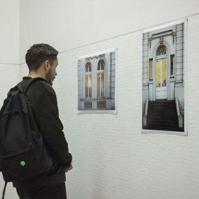 Instalación de María Gabler en open studio tras su paso por el programa de residencias Molten Capital, en MAC Quinta Normal, Santiago de Chile. Foto: cortesía Molten Capital.