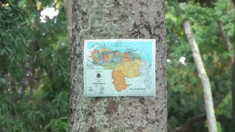 Iván Candeo. Mapa, vídeo, 2016. Cortesía Sala Mendoza.