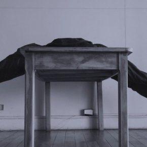 Ejercicios Impermanentes, de Assler, Briede y Tromben. Corporación Cultural de Las Condes, Santiago, 2017. Cortesía de las artistas