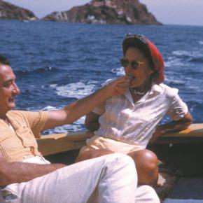 Salvador Dalí y Gala. Cortesía: Casas Lo Matta