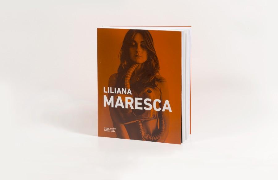 """Catálogo """"Liliana Maresca"""", editado por el MAMBA, Buenos Aires, 2017. Cortesía: MAMBA"""