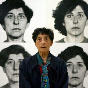 Esther Ferrer, 2012. Foto cortesía de Publiescena
