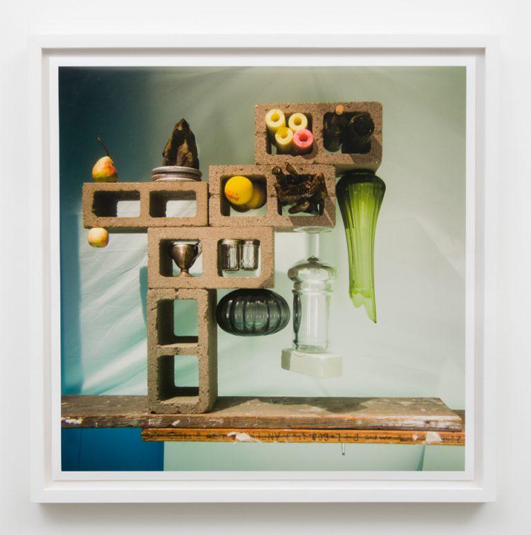 Just Five Blocks Away (2015) de Alejandro Almanza Pereda, parte de la muestra Outside the Garden en Ibid Gallery, Los Ángeles, Estados Unidos. Foto: cortesía de la galería.
