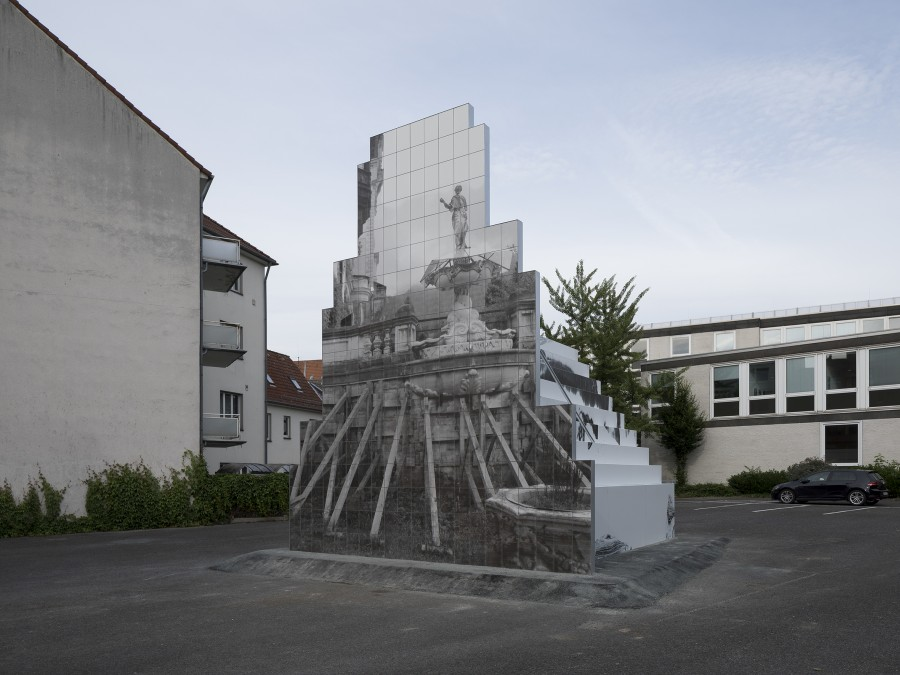 Peles Empire, del colectivo conformado por Barbara Wolff y Katharina Stöver. Foto: Henning Rogge