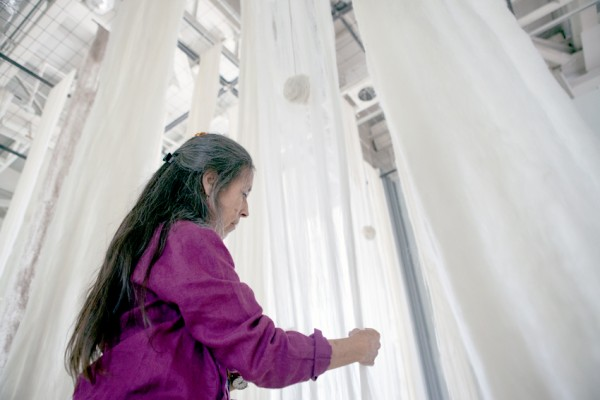 A CONVERSATION WITH CECILIA VICUÑA: ARTISTS FOR DEMOCRACY'S 'FUTURE ARCHIVE'
