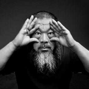 Retrato de Ai Weiwei. Cortesía de Ai Weiwei Studio.