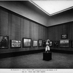Bienal de Venecia, envío argentino 1922.La Biennale di Venezia – Archivio Storico delle Arti Contemporanee