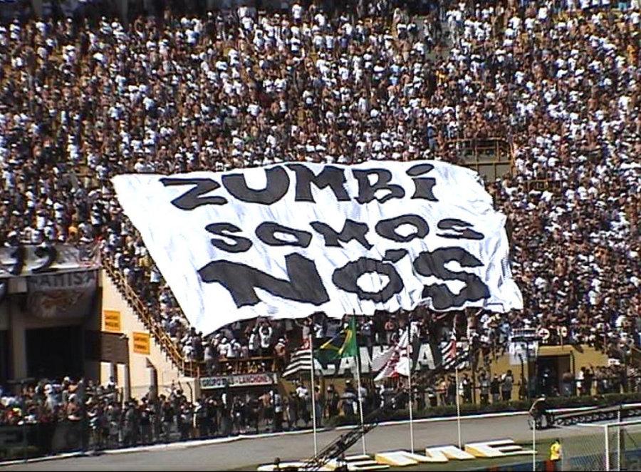 """Vista de la exposición """"¿Ahora somos todxs negrxs?"""", en el Galpão VB, Sao Paulo, 2017. Cortesía: Videobrasil"""