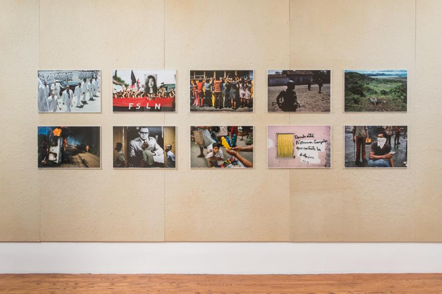 Susan Meiselas, Nicaragua: 1978-1979. Cortesía de la artista